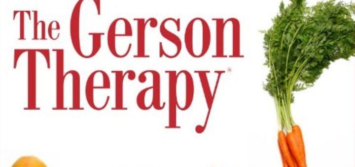 Терапия Герсона
